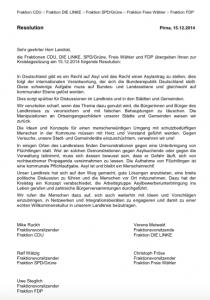 Resolution 15.12.2014